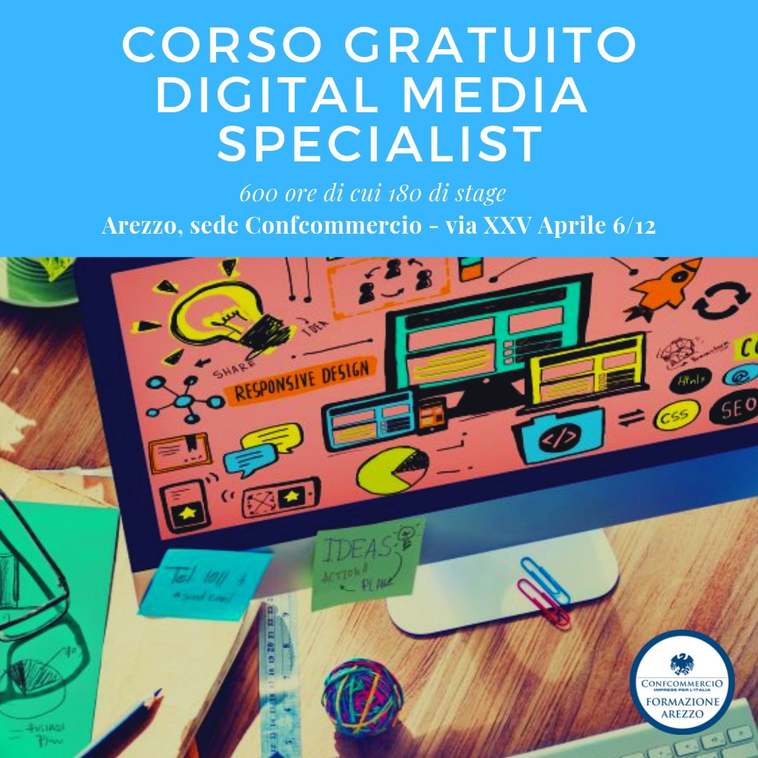 QUALIFICA GRATUITA DIGITAL MEDIA SPECIALIST